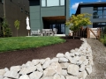 Rockery and Lawn Install 2