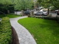 New Walkway and Lawn 2